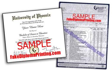 Fake Diploma Verification Service - FakeDiplomaPrinting com